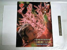中国  (画报) 1989年第6期