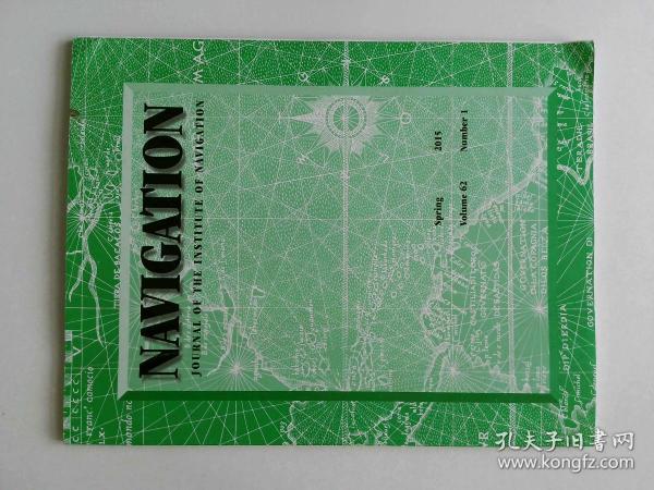 Navigation-Journal of the Institute of Navigation SPRING 2015 航海学会航海学报