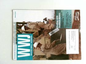 WWJ Water Well Journal  2015/03  水井日志 外文原版期刊可做样板间道具摄影道具杂志