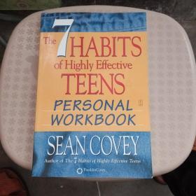 The7HabitsofHighlyEffectiveTeensPersonalWorkbook