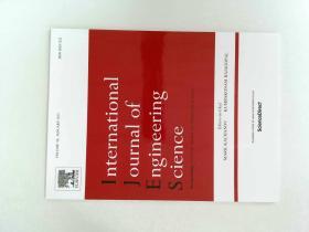 International Journal of Engineering Science 工程科学杂志 2015/01 ELSEVIER