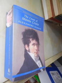 The Count of Monte Cristo (Wordsworth Classics) 基督山伯爵【英文原版 32开平装】