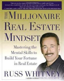 百万富翁房地产心态The Millionaire Real Estate Mindset 英文原版