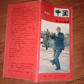 中国(46)简易太极拳(日文版)