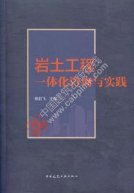 岩土工程一体化咨询与实践 9787112260195 杨石飞 中国建筑工业出版社 蓝图建筑书店