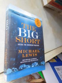 The Big Short: Inside the Doomsday Machine (movie tie-in)  【英文原版 32开平装】