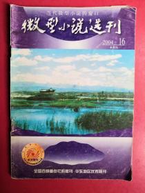 微型小说选刊2004年16期