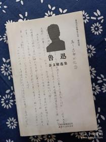 鲁迅作品精选丛书:鲁迅杂文精选集