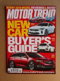 Motor Trend 2017年9月