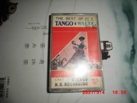 磁带:THE BEST OF TANGO