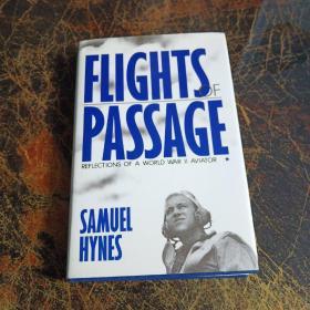 Flights of Passage: Reflections of a World War II Aviator-飞行飞行:二战飞行员的反思