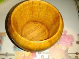 木罐子一个