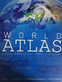 英文原版:World Atlas