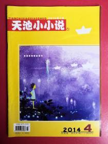 天池小小说2014年第4期