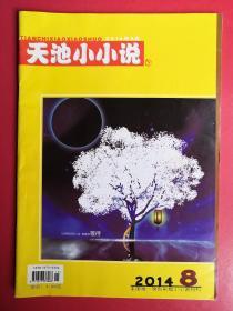 天池小小说2014年第8期