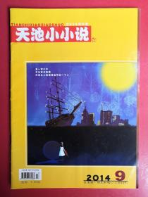 天池小小说2014年第9期