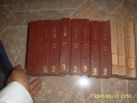 布谷鸟 1980年1-7.10-12期 精装合订本