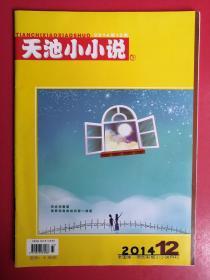 天池小小说2014年第12期