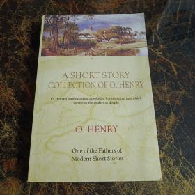 A SHORT STORY COLLECTION OF O HENRY
