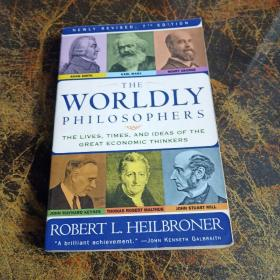 The Worldly Philosophers:The Lives, Times, and Ideas of the Great Economic Thinkers以图片为准