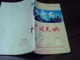 广阔天地--1977年1月广西壮族自治区知识青年上山下山办公室编