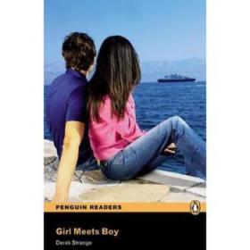 【进口原版】Level 1: Girl Meets Boy