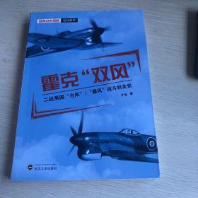 霍克双风 二战英国台风暴风战斗机全史