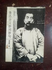 鲁迅杂文妙词妙句