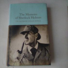 The Memoirs of Sherlock Holmes福尔摩斯回忆录,英文原版