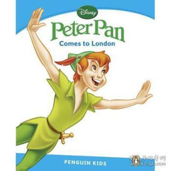 【进口原版】Level 1: Disney Peter Pan