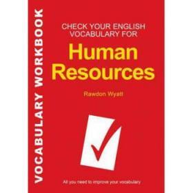 【进口原版】Check Your English Vocabulary for Human Reso...