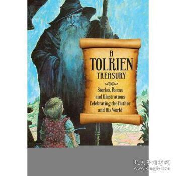 【进口原版】A Tolkien Treasury: Stories, Poems, and Illustr...