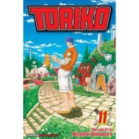 Toriko,Vol.11