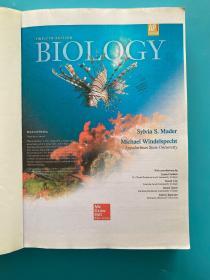 BIOLOGY VOLUME 1(影印版)