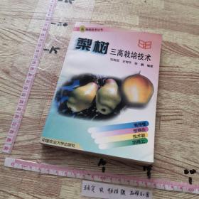 梨树三高栽培技术——三高栽培技术丛书
