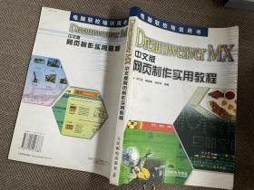 Dreamweaver MX中文版网页制作实用教程