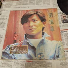 刘德华浪漫情歌篇黑胶唱片