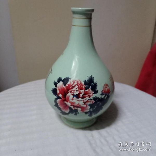 收藏瓶杜康国花
