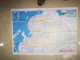 中华民国全图