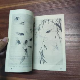 怎样画草虫-