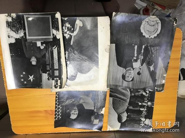 毛泽东照片 5张