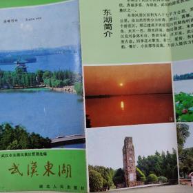 武汉东湖/1984年1版1印