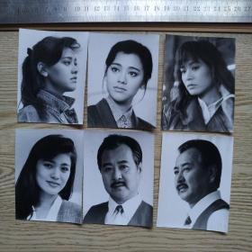 电影剧情剧照演员人物化妆定型照片:联手警探【14张全】