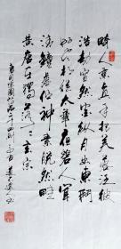 【保真】知名书法家杨向道(道不远人):司空图《诗品二十四则》节选