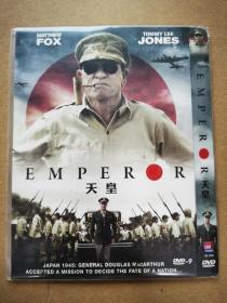 电影剧情片《天皇》DVD-9, 彼得·韦柏执导,马修·福克斯、初音映莉子主演的剧情片