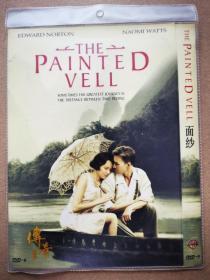 欧美电影爱情片《面纱》DVD-9, 约翰·卡兰执导,娜奥米·沃茨、爱德华·诺顿、列维·施瑞博尔、黄秋生和夏雨等联袂出演。