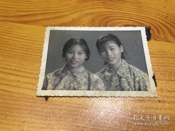 50-60年代 老照片,女孩子照片