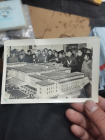 62年6054新兵连一排战友签名照片
