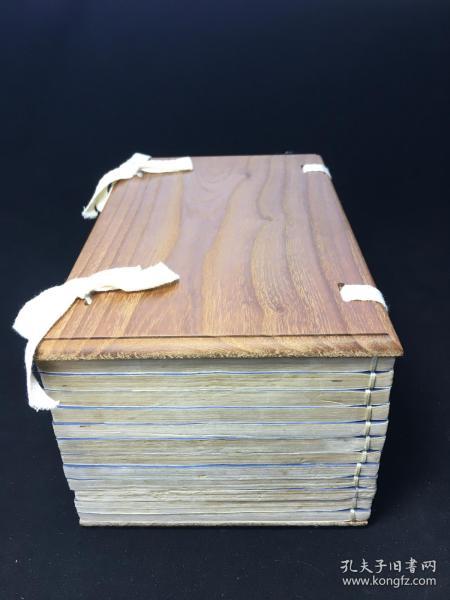 清代光绪年珍本版画小说:上海飞鸿阁发兑《绘图缀白裘全传》十二集十二册全,全书480个子集和500余幅版图,精辟典雅。