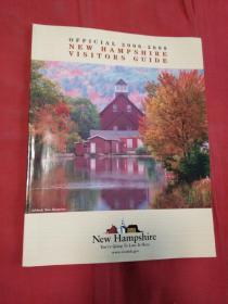 offcial 2006-2008 new hampshire visitors guide 英文原版